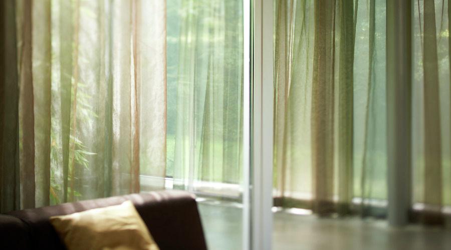 Gordijnen overgordijnen paneelgordijnen op maat van uw interieur vdecor - Gordijnen interieur decoratie ...